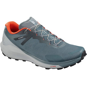 Salomon Sense Ride 3 Shoes Men, stormy weather/pearl blue/lapis blue